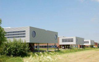 Uitbreiding Bonhoeffer College, Castricum