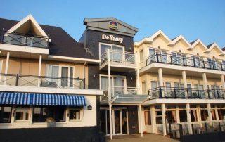 Verbouw hotel de Vassy, Egmond aan Zee