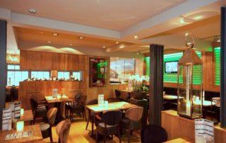 Verbouwing restaurant, Egmond aan Zee