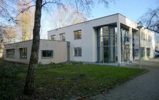 Verbouw/uitbreiding gezondheidscentrum, Amsterdam