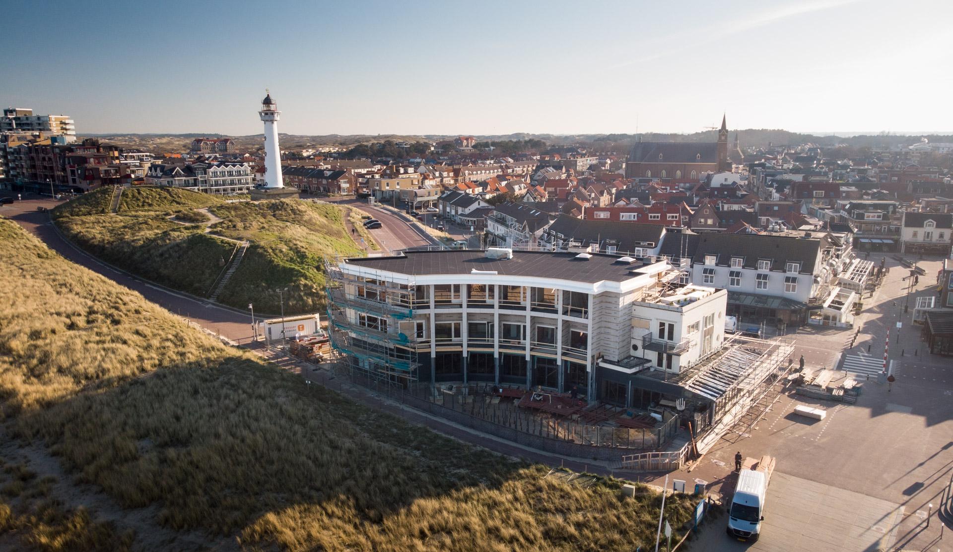 Uitbreiding en renovatie Lido. Egmond aan Zee