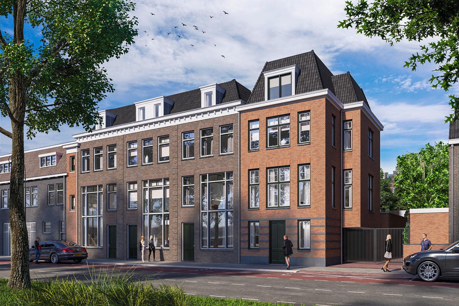 Hof van Vree Haarlem