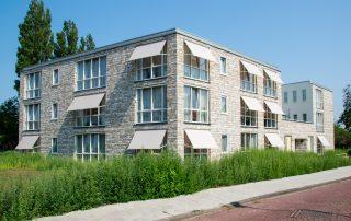 Woon-zorgcomplex Haarlem