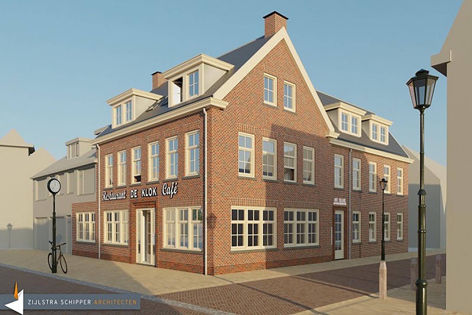 Nieuwbouw De Klok Egmond aan Zee