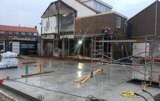 Nieuwbouw restaurant de Klok